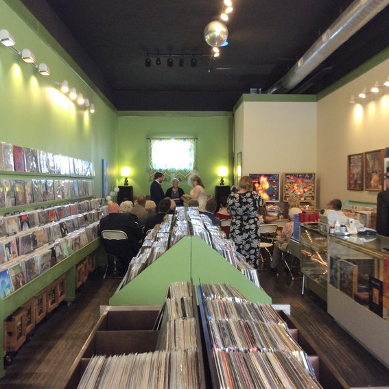Spoonful Records, Columbus, Ohio: