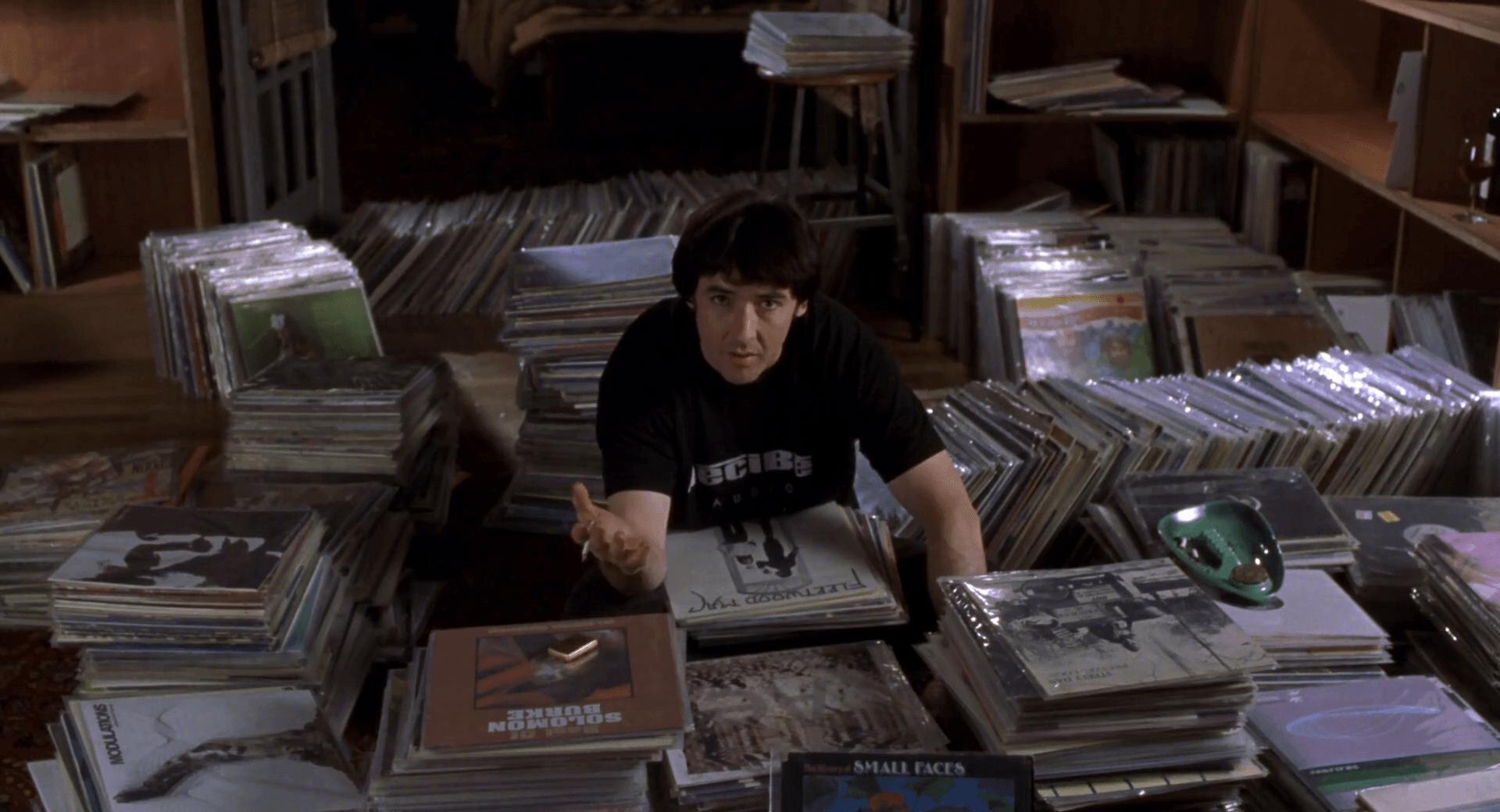 High Fidelity Inner Groove Records Hero