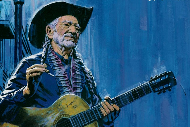 willie nelson that's life header